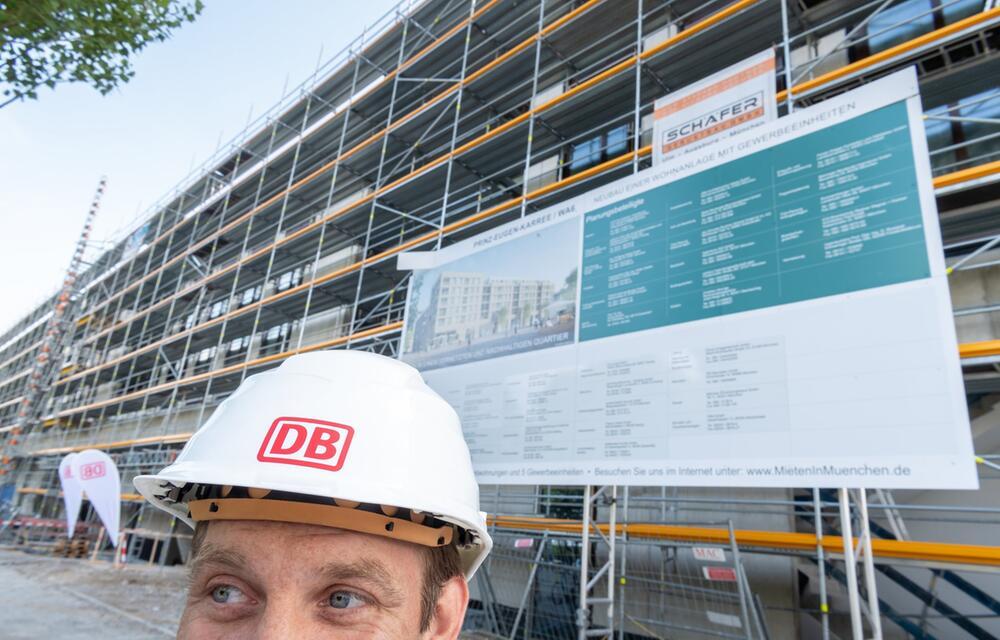 Deutsche Bahn will Mitarbeitern günstige Wohnungen bieten