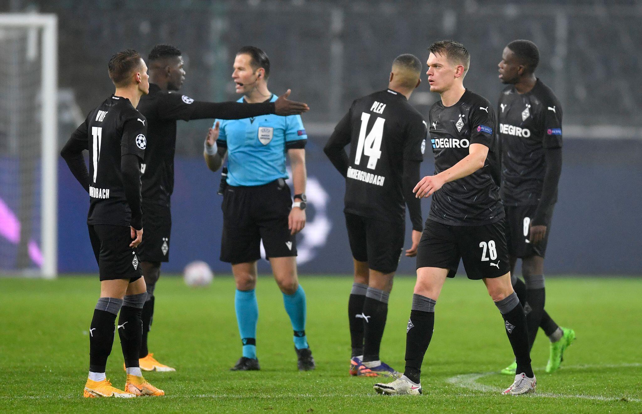 Bild zu Borussia Mönchengladbach - Inter Mailand