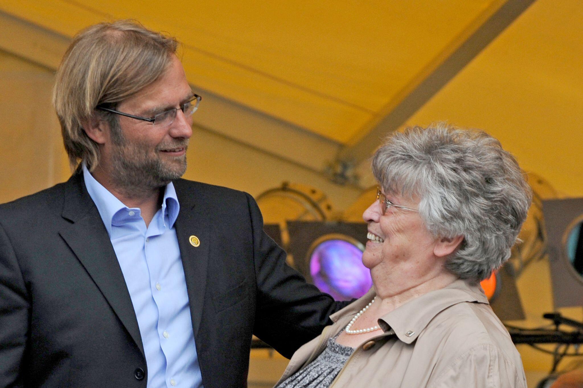Bild zu Mutter von Jürgen Klopp gestorben
