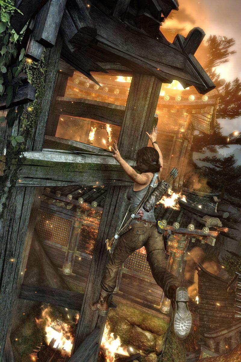 Bild zu Lara muss sich immer schwierigeren Aufgaben stellen