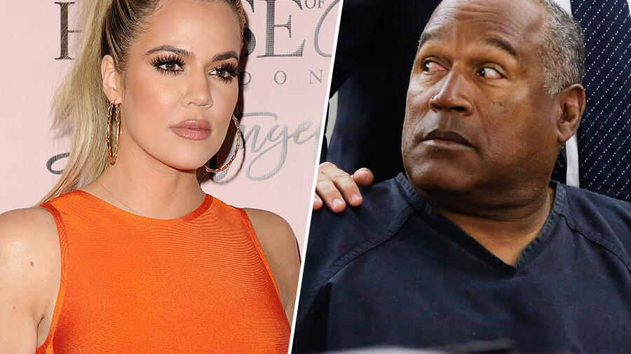 Ist O.J. Simpson Khloé Kardashians leiblicher Vater?