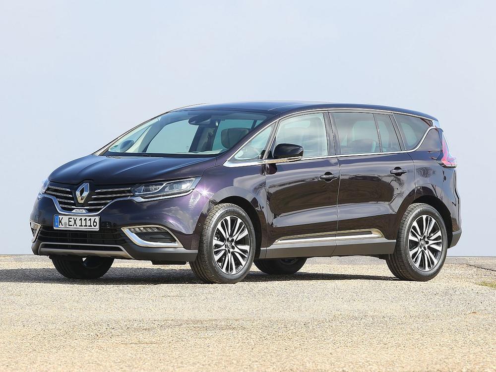 Bild zu Platz 3: Renault Espace