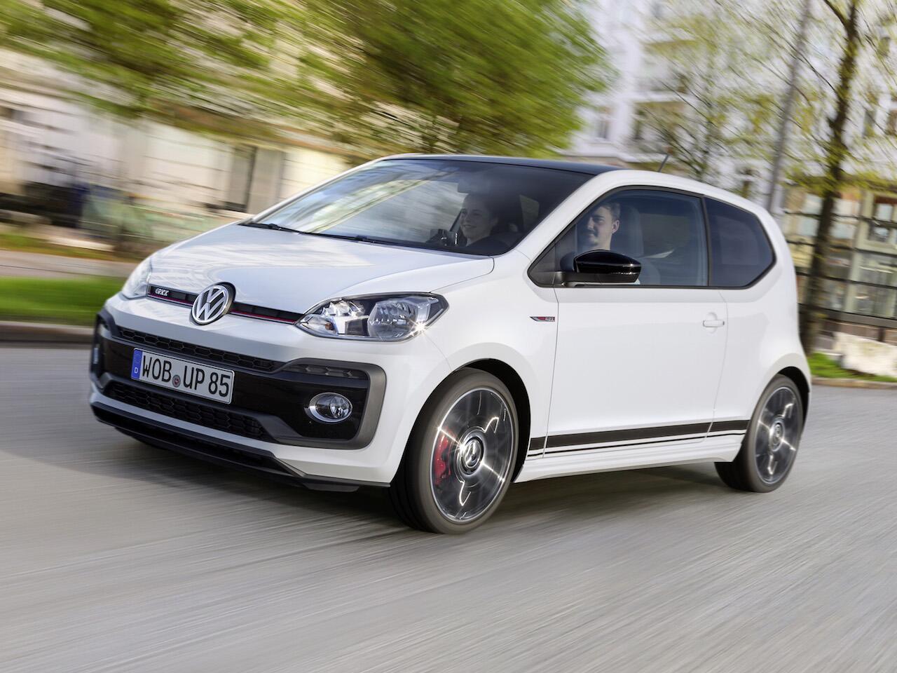Bild zu Minis: Volkswagen Up!