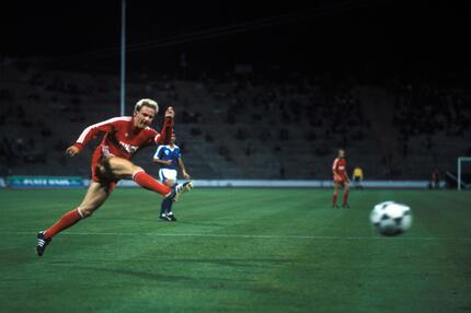 Karl-Heinz Rummenigge, FC Bayern München, Anorthosis Ammochostos, UEFA Cup, 1984/84