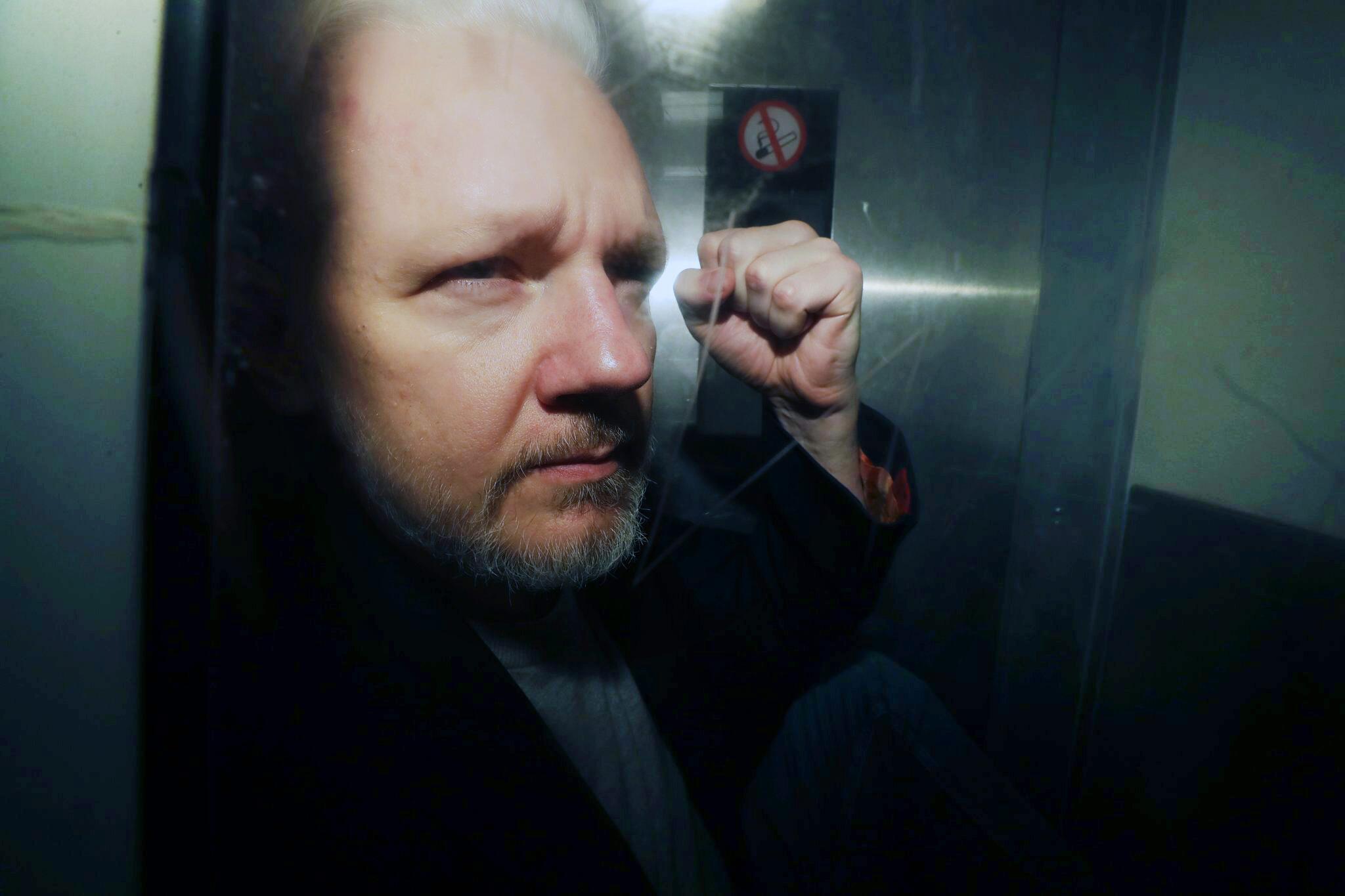 Bild zu Julian Assange