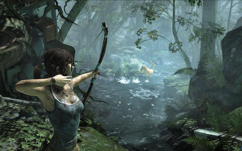 Bild zu Lara entwickelt sich zur Actionheldin