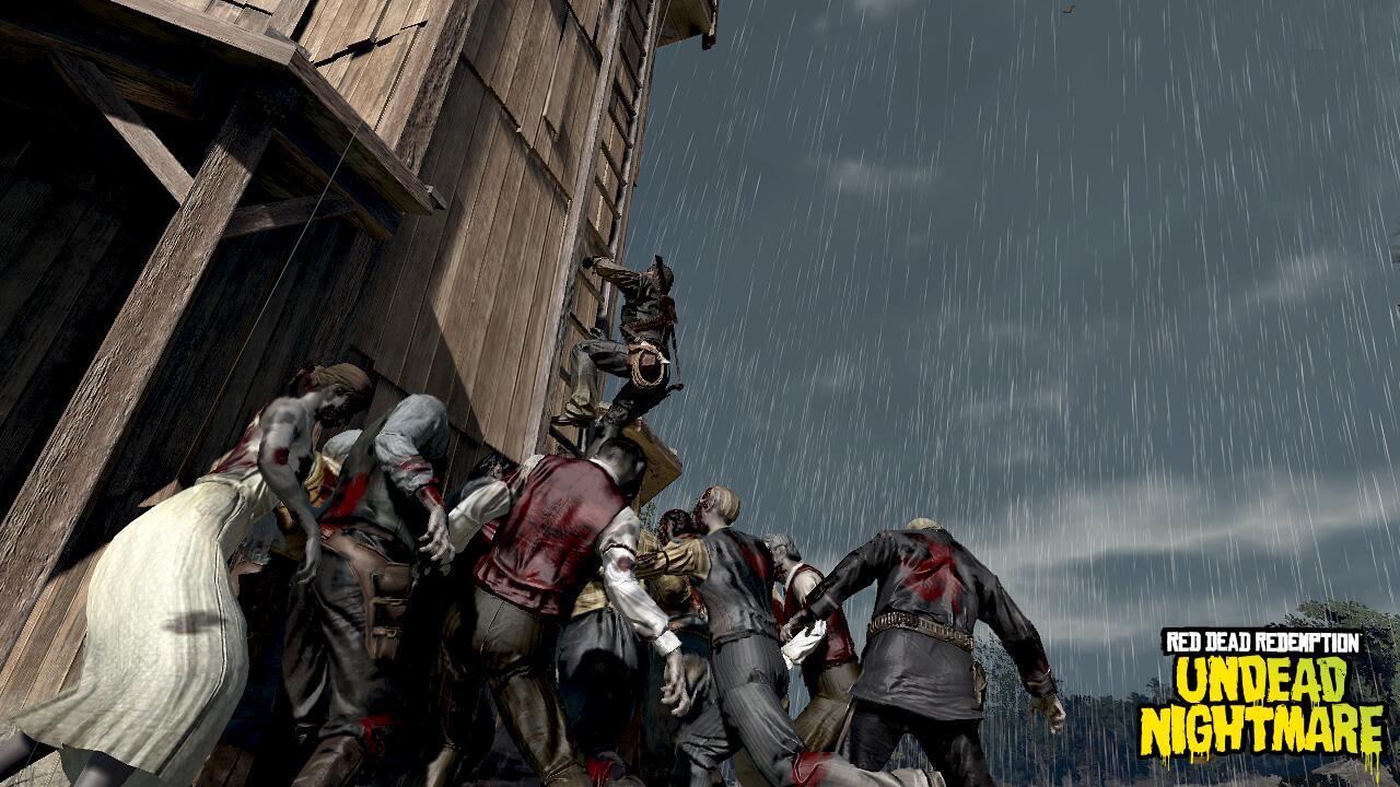Bild zu Red Dead Redemption: Undead Nightmare