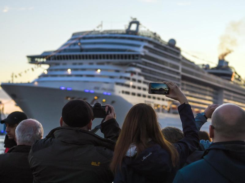 Bild zu MSC Kreuzfahrtschiffe
