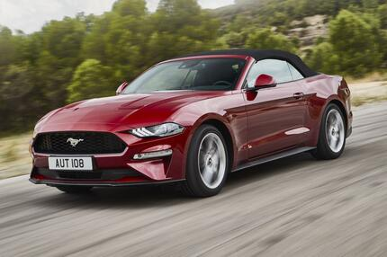Ford Mustang 2.3 EcoBoost und Mustang GT
