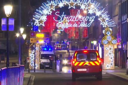 Terror, Straßburg, Weihnachtsmarkt