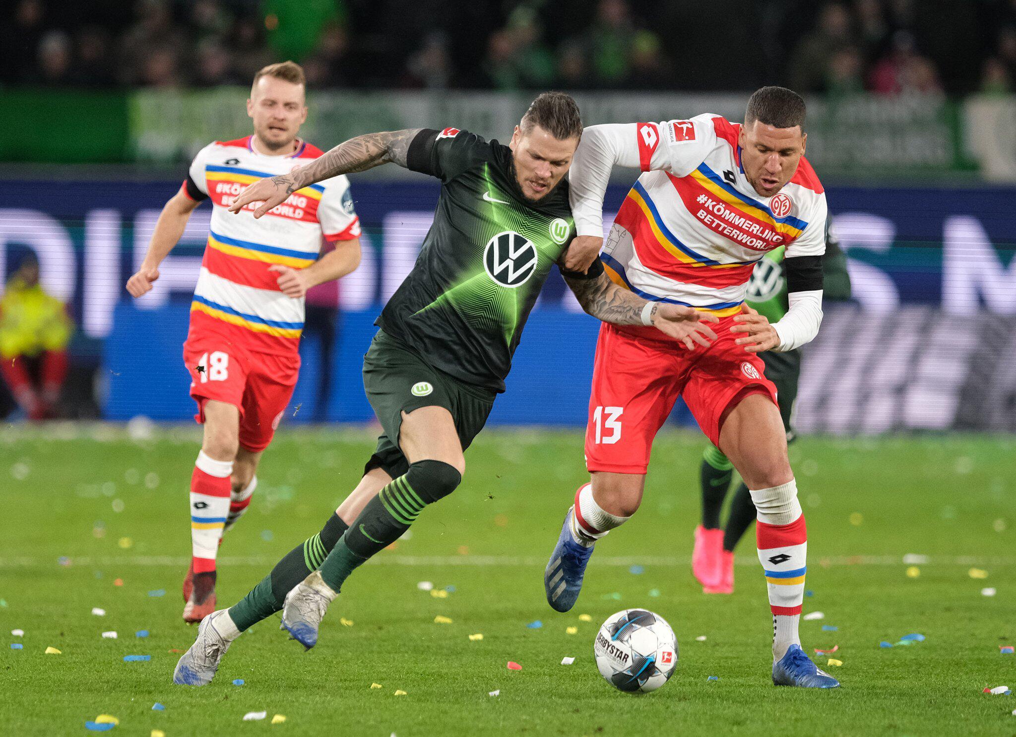 Bild zu VfL Wolfsburg - FSV Mainz 05