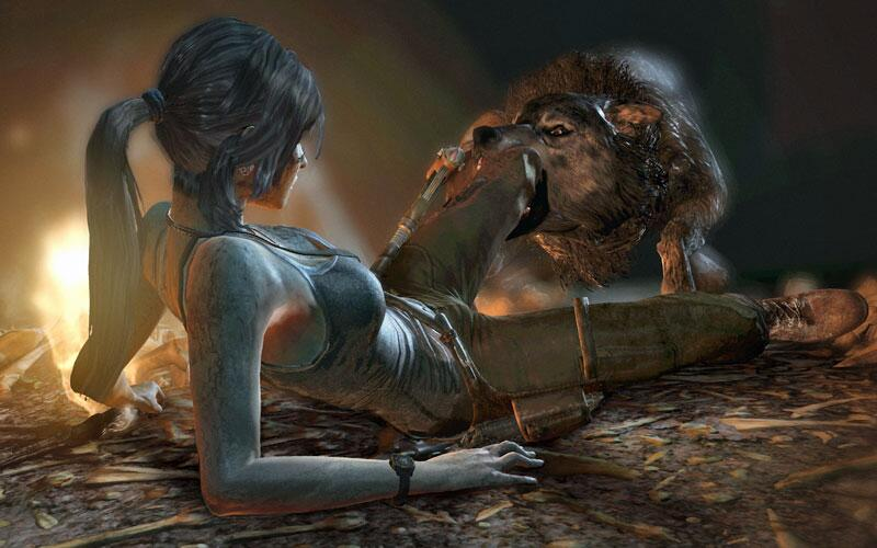 Bild zu Lara trifft auf unfreundliche Inselbewohner