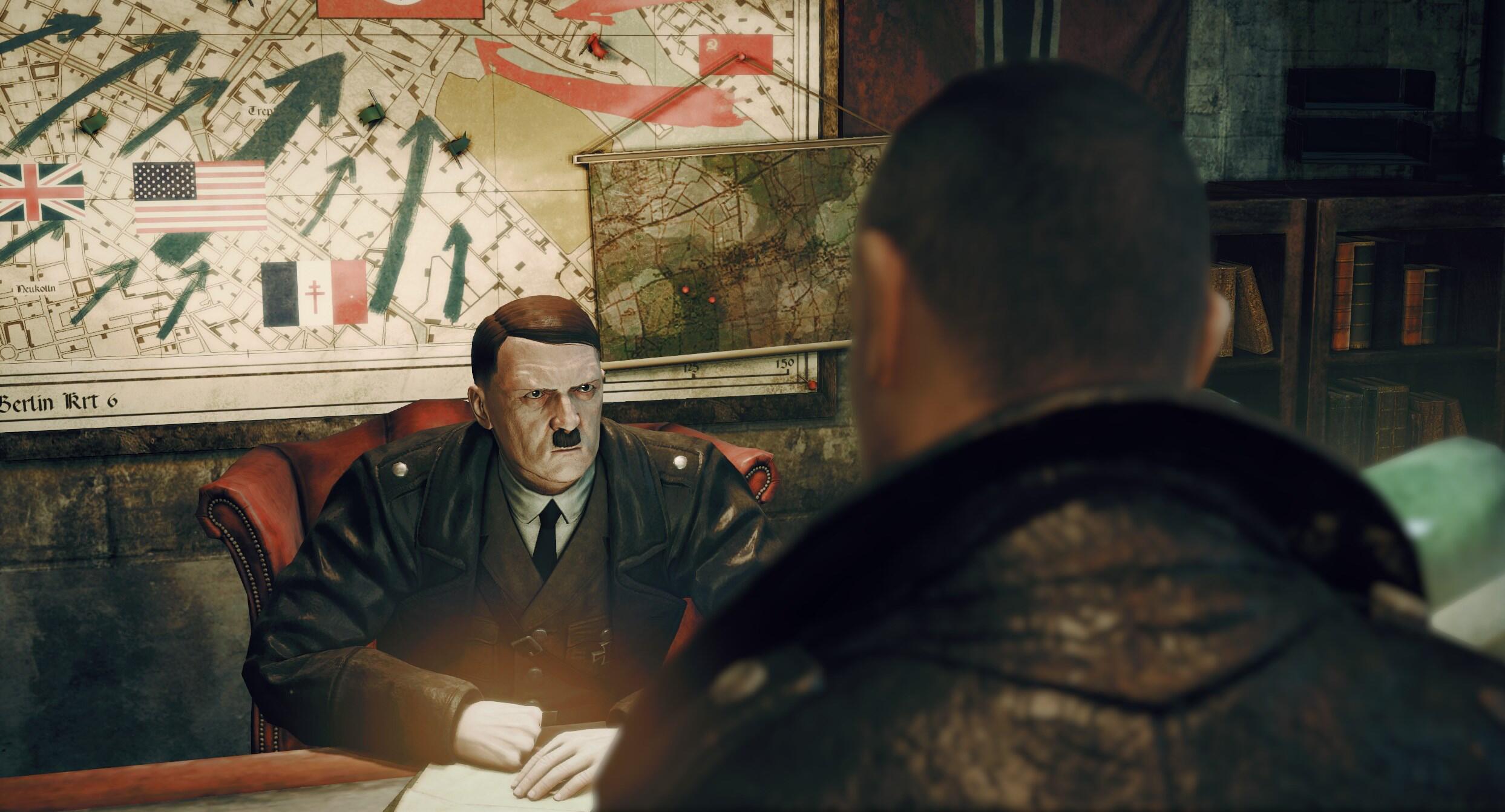 Bild zu Sniper Elite: Nazi Zombie Army