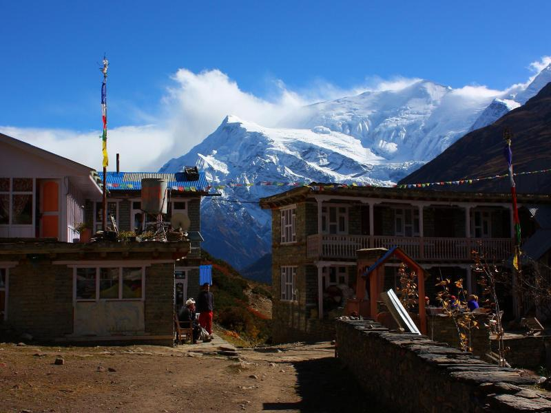 Bild zu Im Himalaya-Gebirge