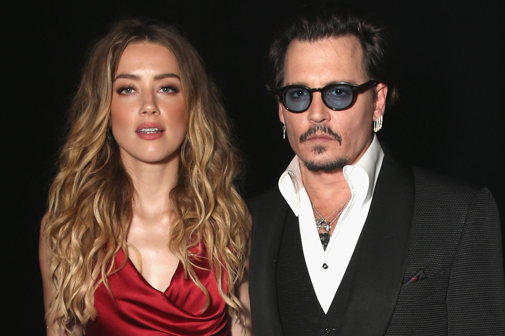 Bild zu Amber Heard, Johnny Depp, Beweis-Video