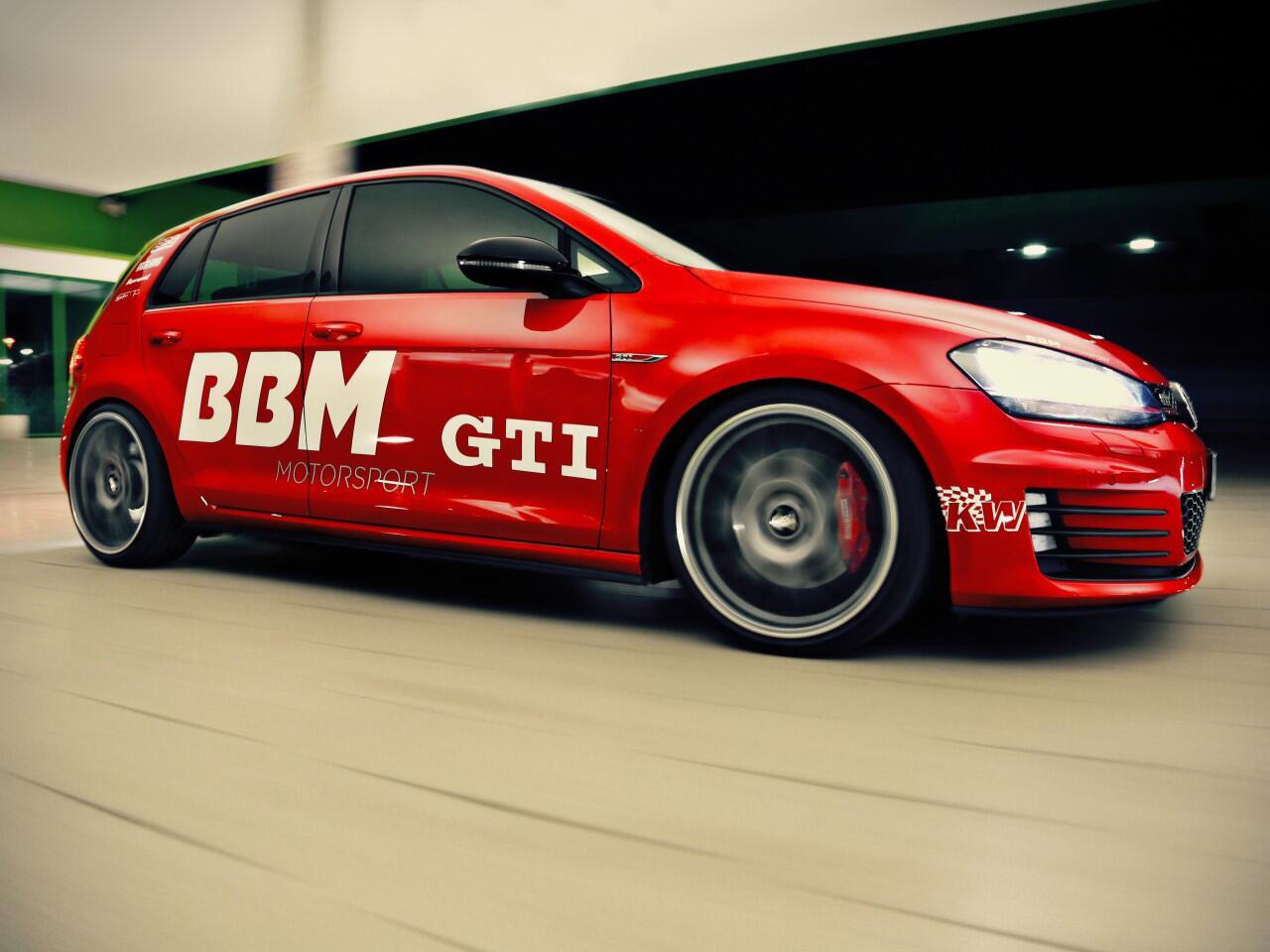 Bild zu BBM VW Golf 7 GTI Plus
