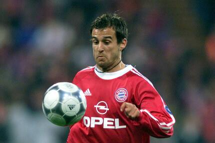 Mehmet Scholl, FC Bayern München, Champions League, Olympiastadion, 2000/01