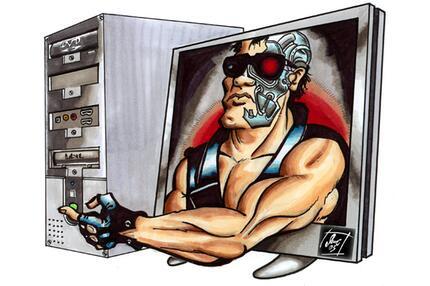 Online-Attacke auf den heimischen PC