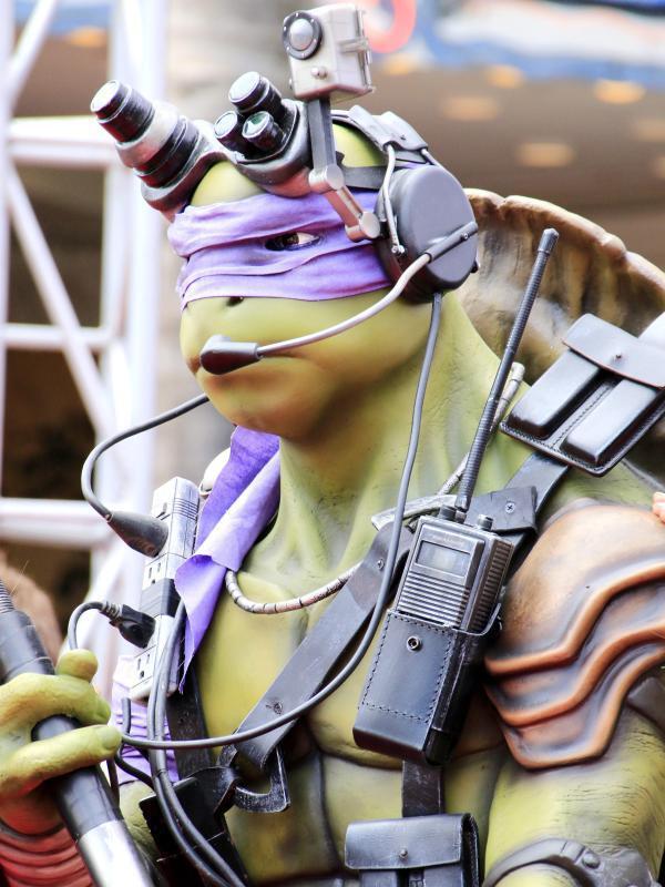 Bild zu Hochzeit als Ninja Turtle