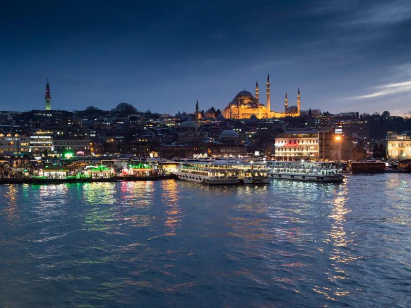 Bild zu Angst vor Türkeireisen