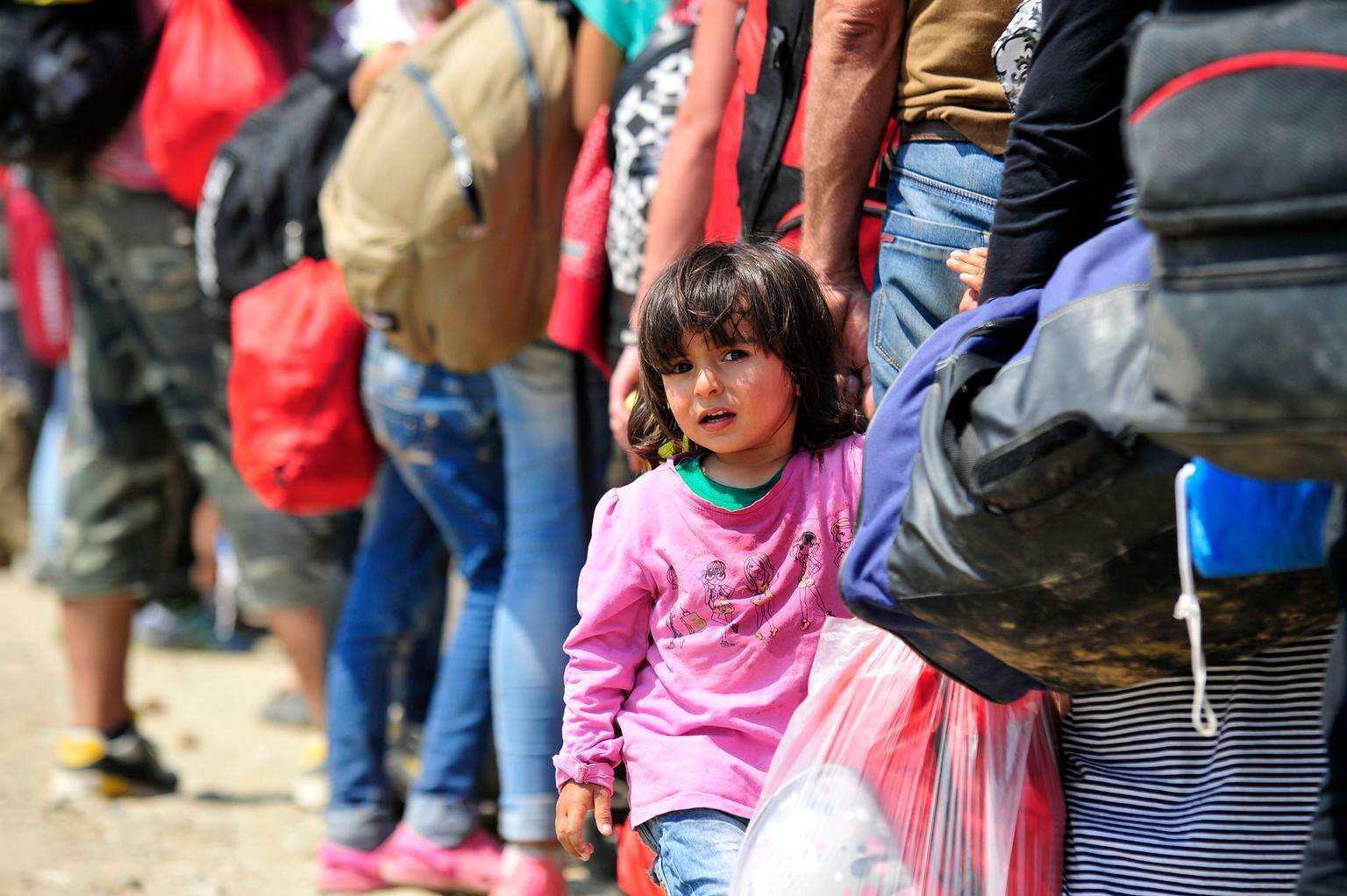 Bild zu Mazedonien, Flüchtlinge
