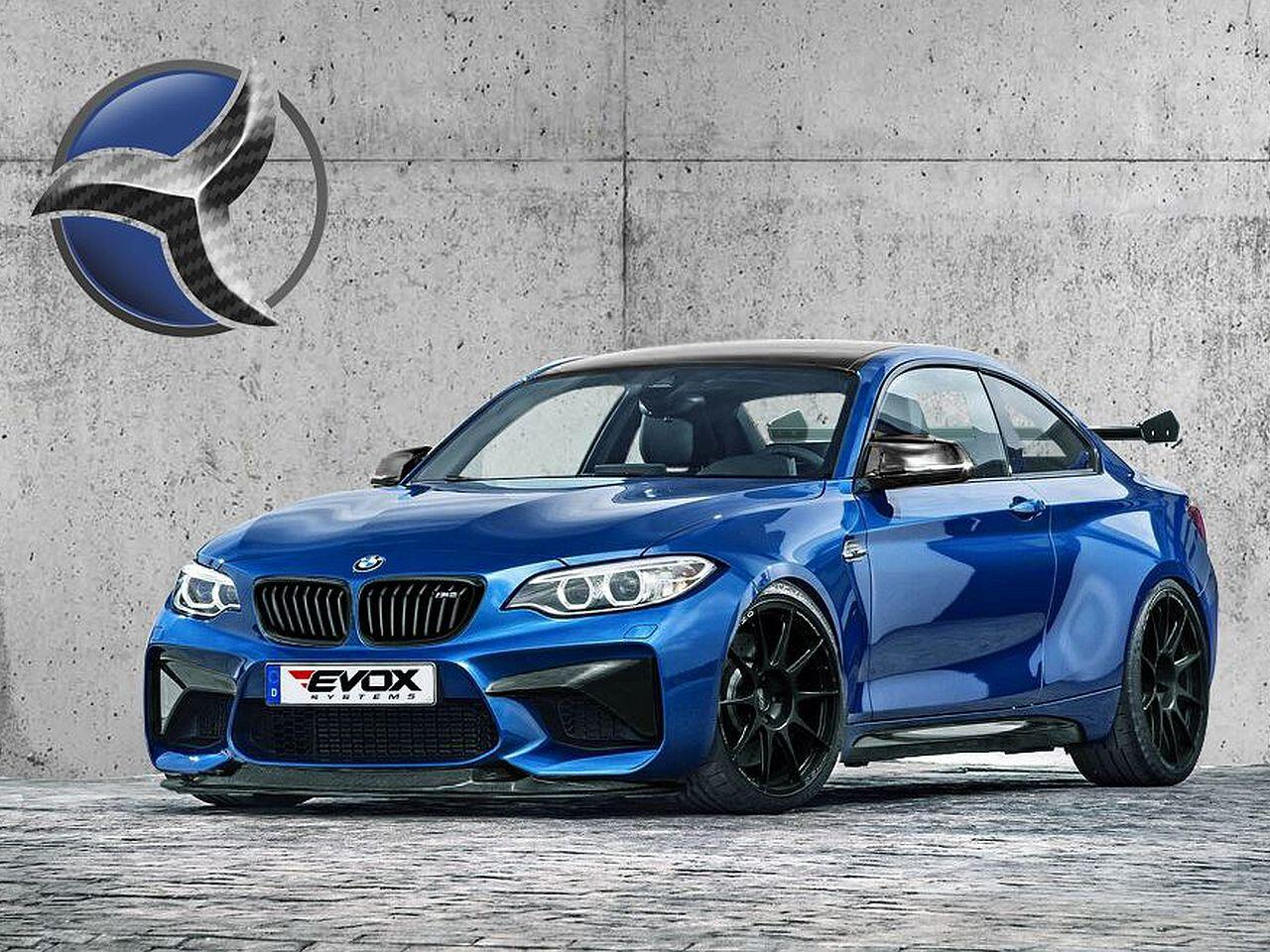 Bild zu BMW M2-RS Concept Alpha-N Performance