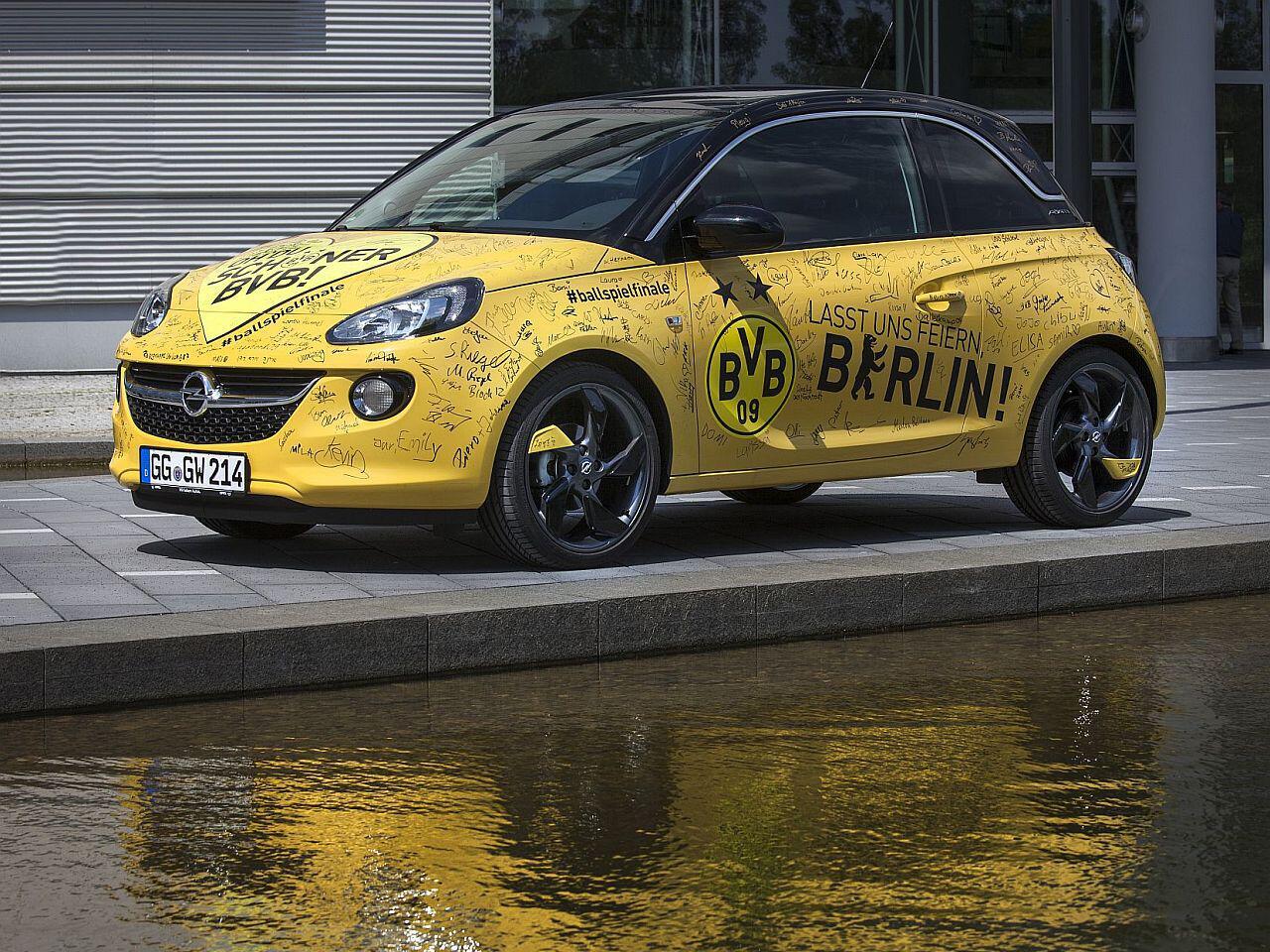 Bild zu Opel Adam