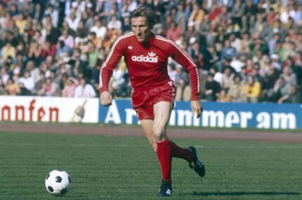 Hans-Georg Schwarzenbeck, FC Bayern München, Bundesliga