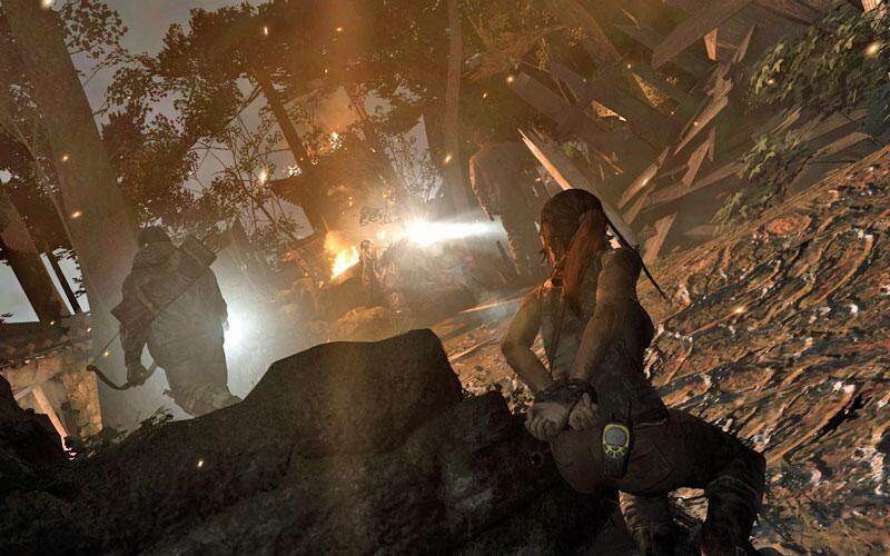 Bild zu Lara nimmt den Überlebenskampf auf