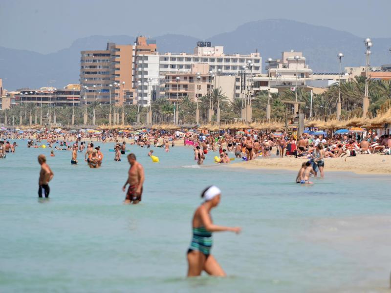 Bild zu Tourismus auf Mallorca