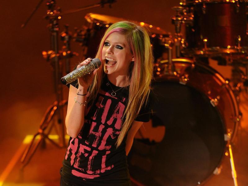 Bild zu Avril Lavigne