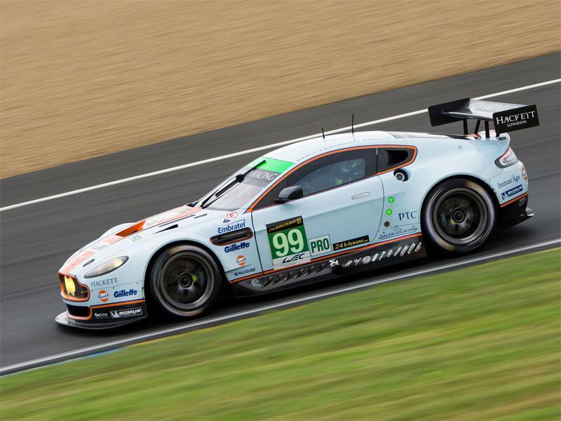 Bild zu Aston Martin Racing Vantage GTE