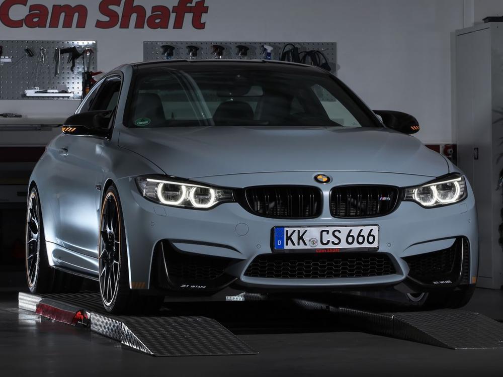 Bild zu BMW M4 von Cam-Shaft