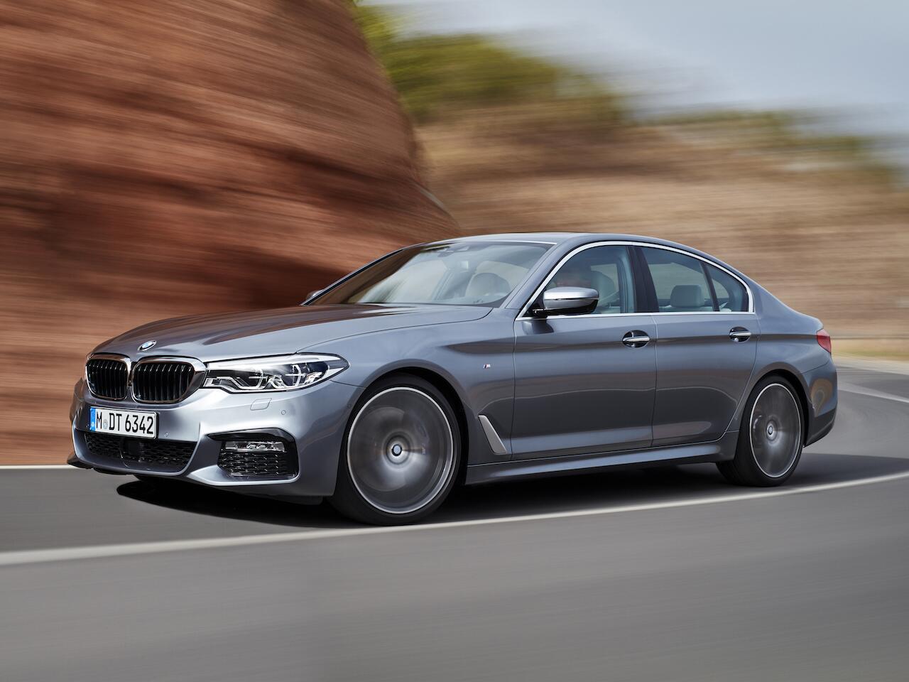 Bild zu Obere Mittelklasse: BMW 5er