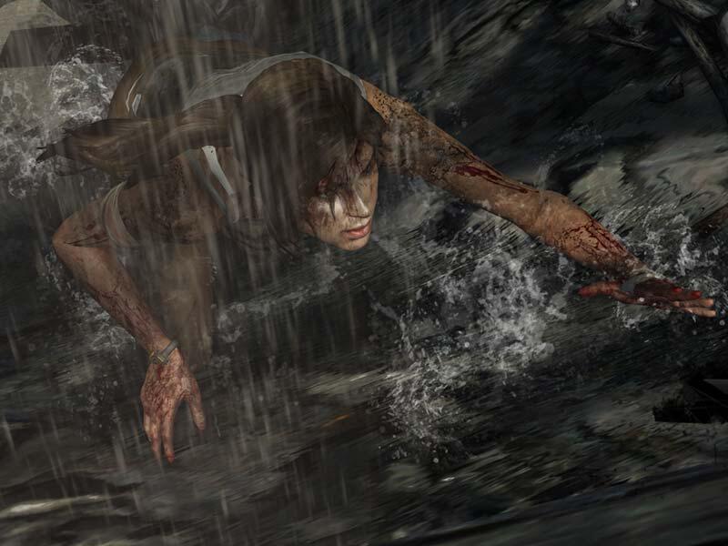 Bild zu Tomb Raider aktuell