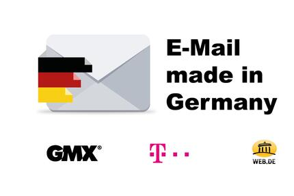 """E-Mail made in Germany"""