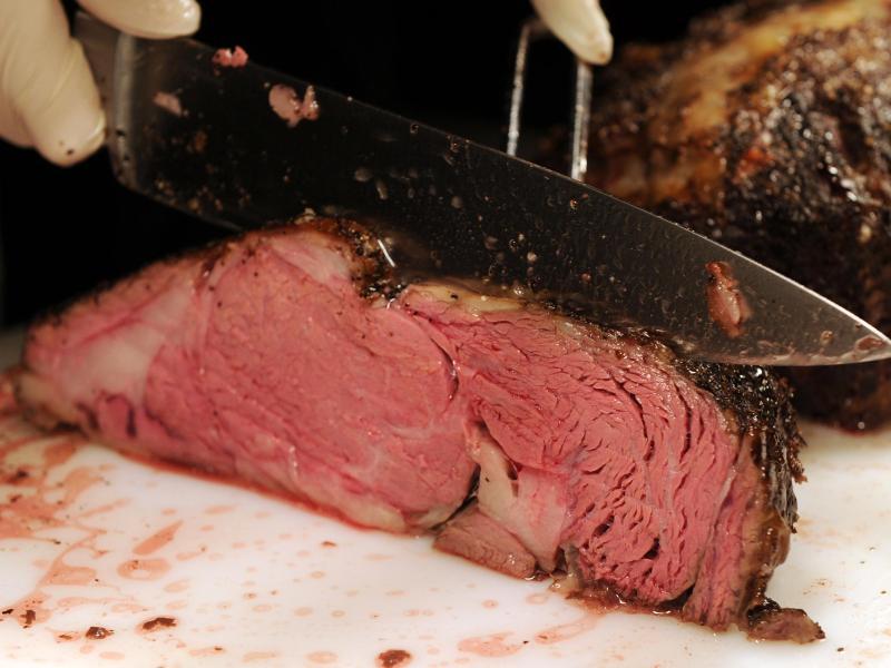Bild zu Rotes Fleisch