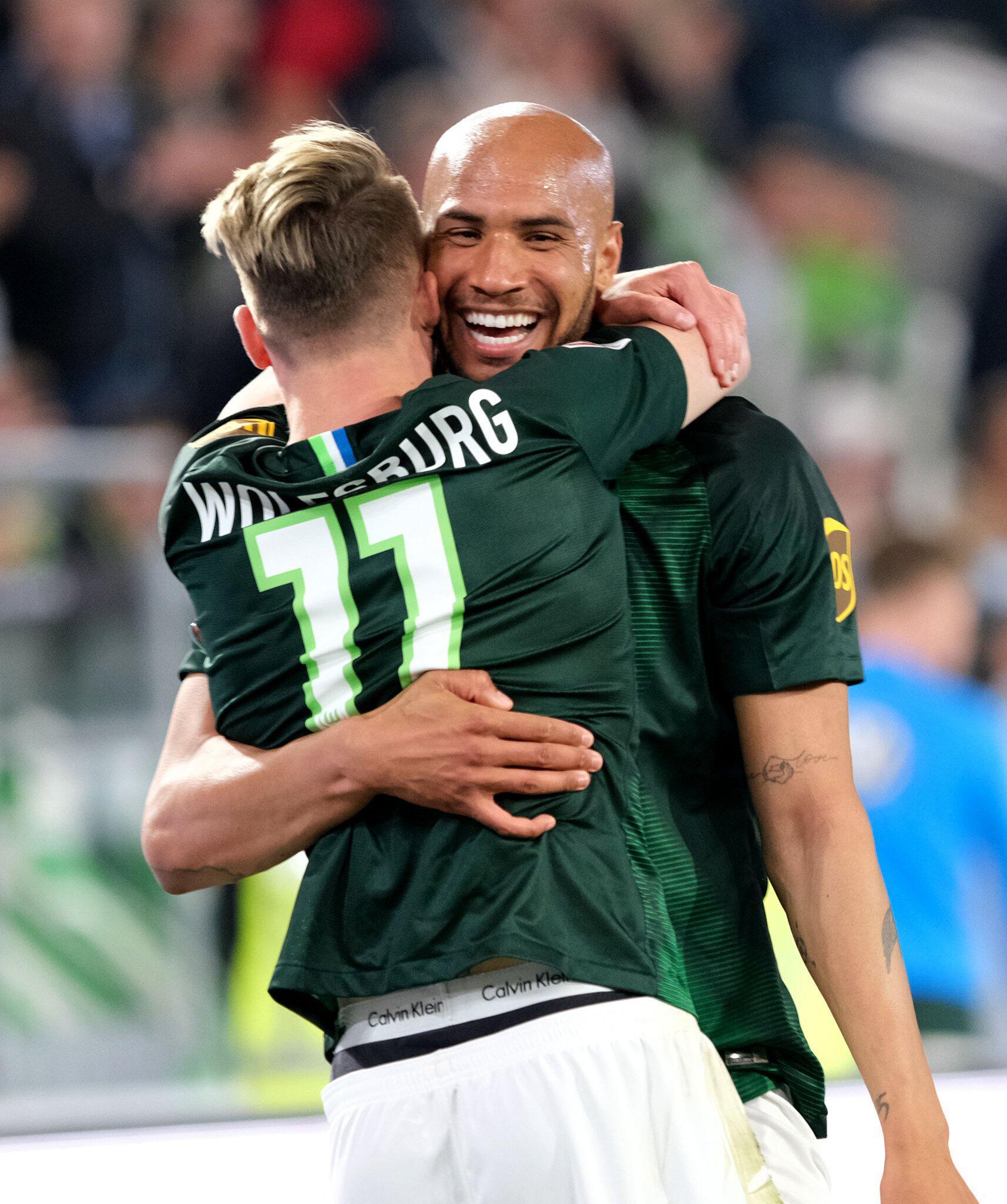 Bild zu VfL Wolfsburg - Eintracht Frankfurt