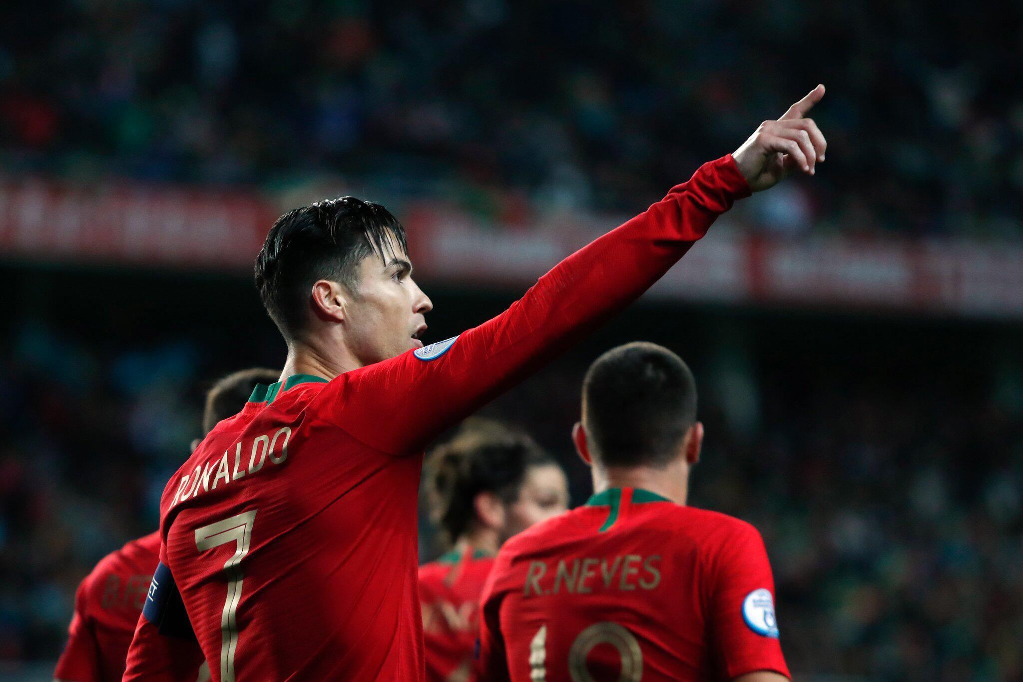 Bild zu Portugal - Litauen