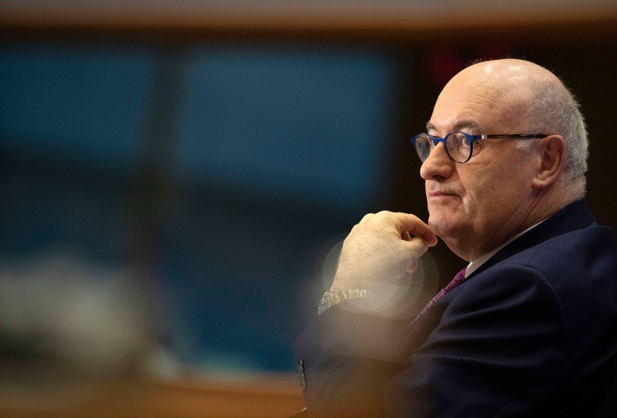 EU-Handelskommissar Hogan tritt zurück
