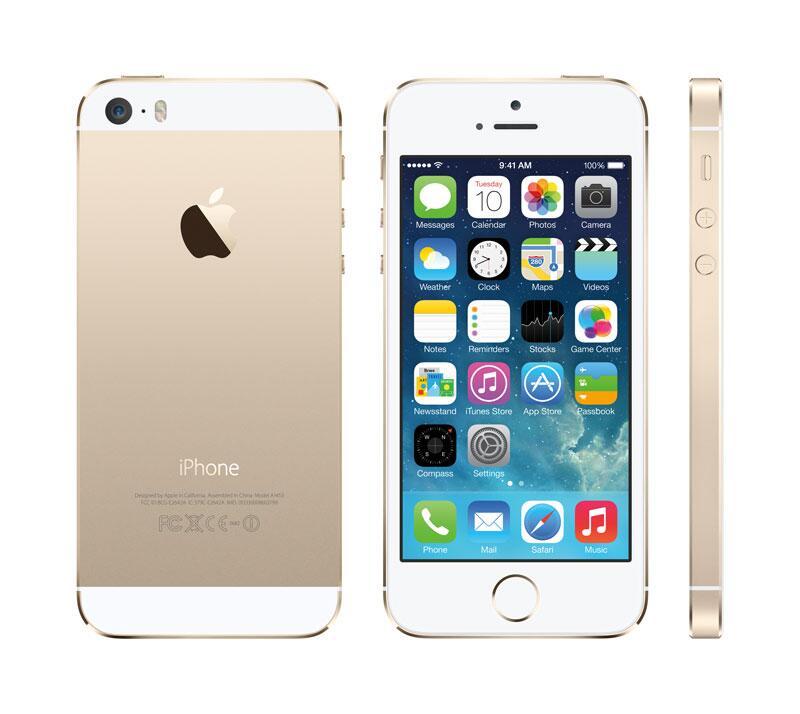 Iphone S Mit Fingerabdruck