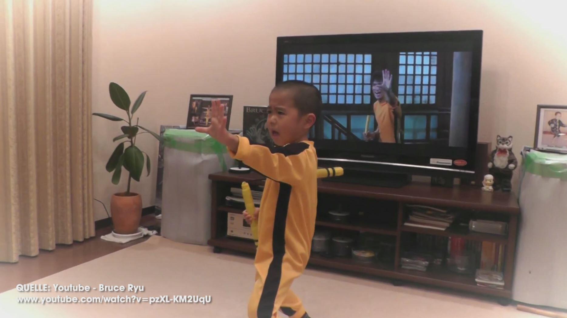 Bild zu Bruce Lee-Kind