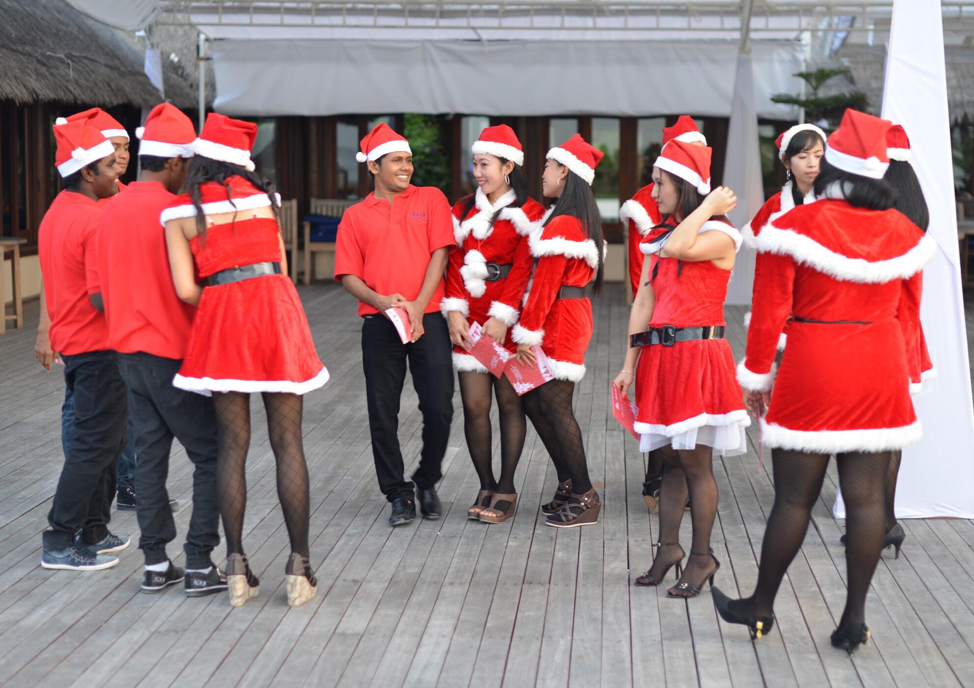Bild zu Weihnachtsoutfit
