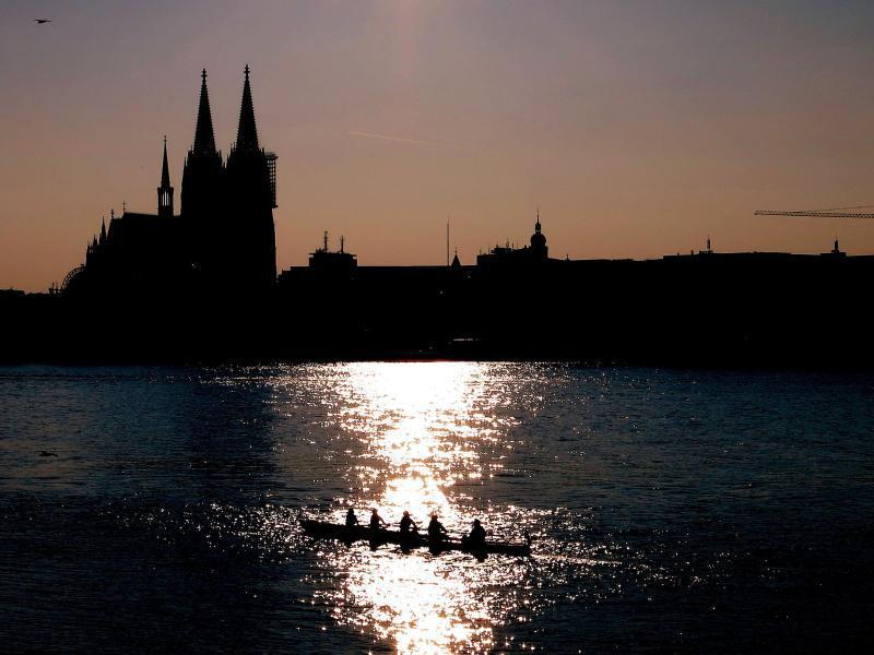 Bild zu Rhein