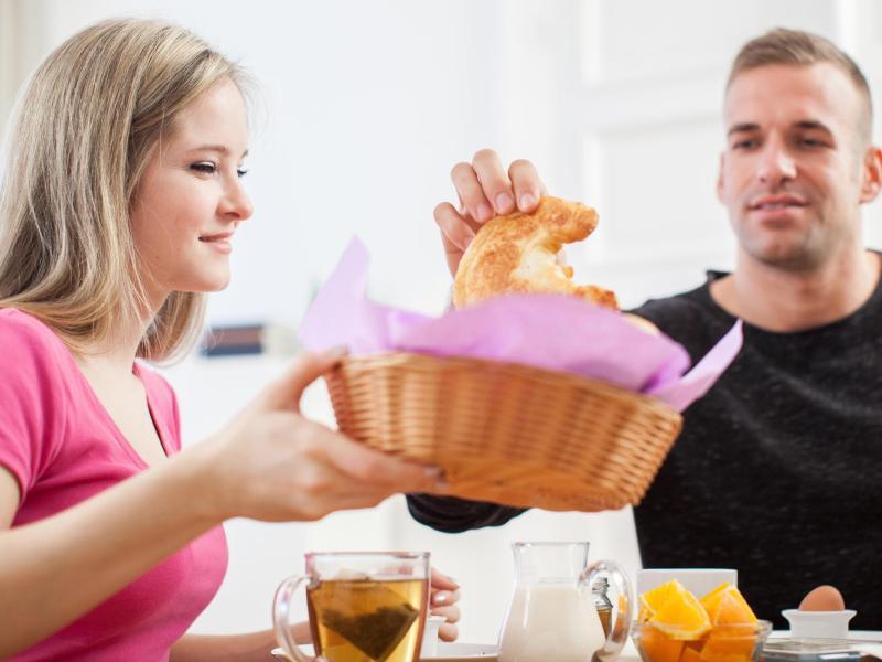 Bild zu Gemeinsames Frühstück