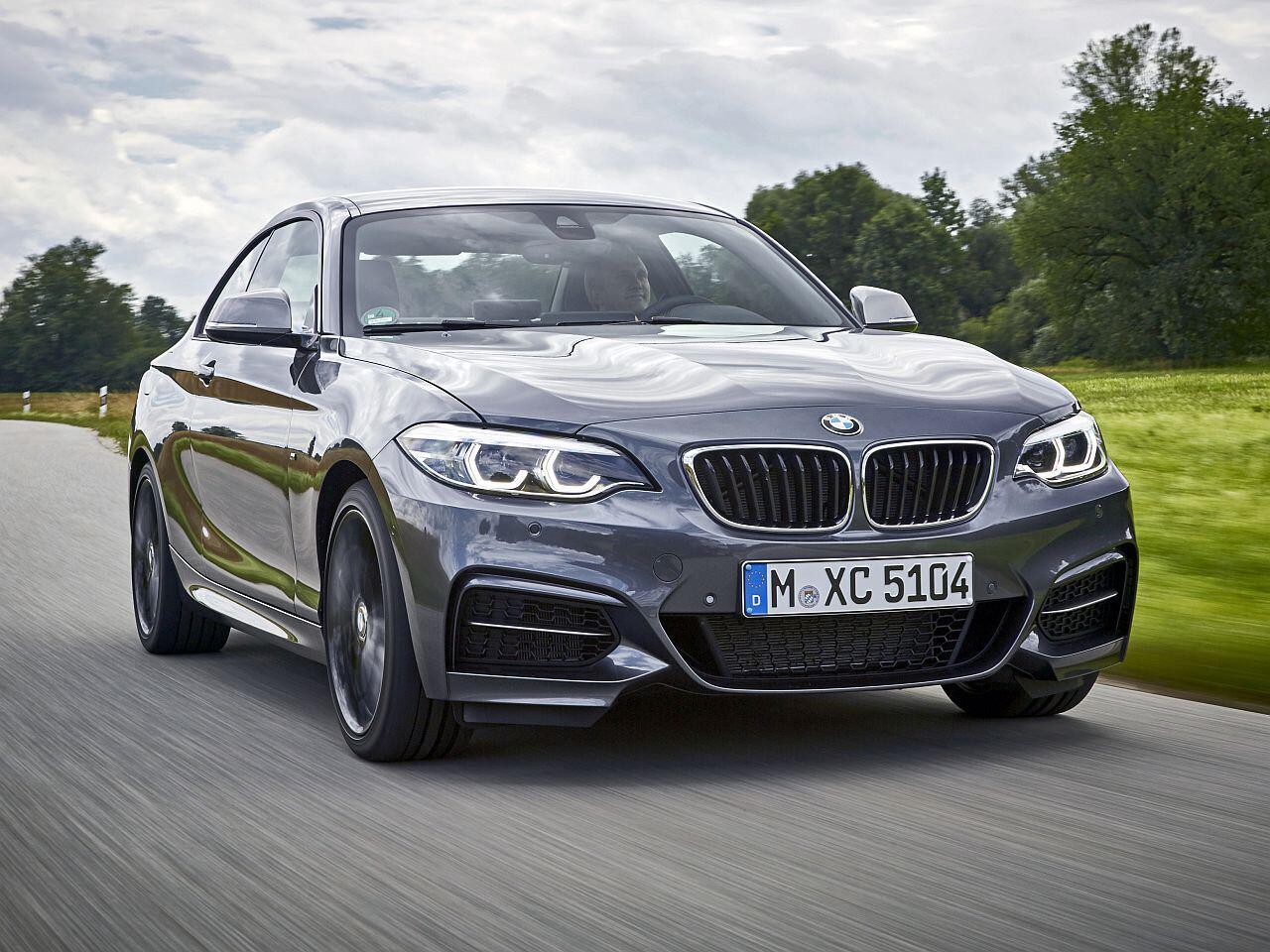 Bild zu BMW M240i