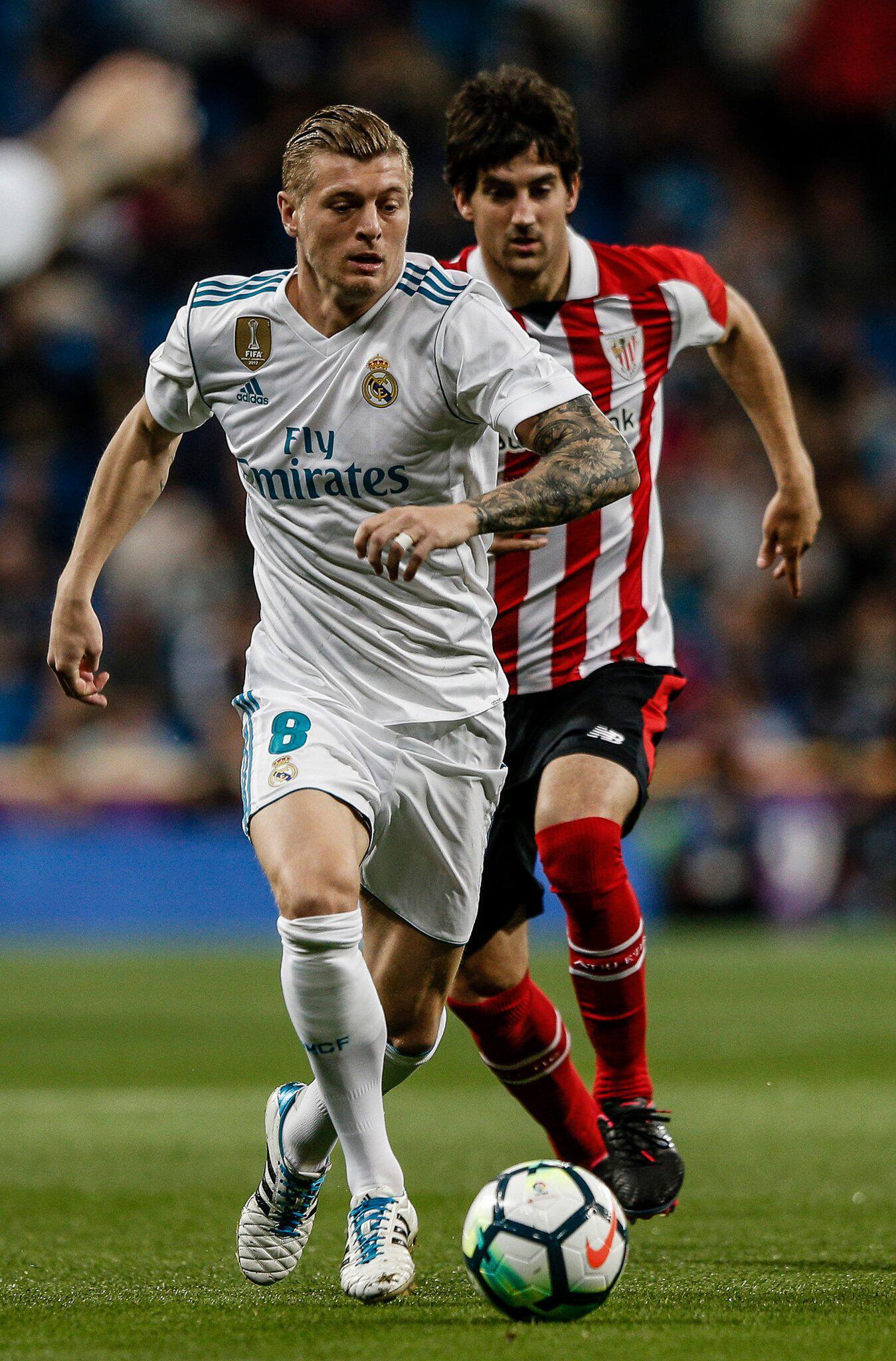 Bild zu Real Madrid - Athletic Bilbao