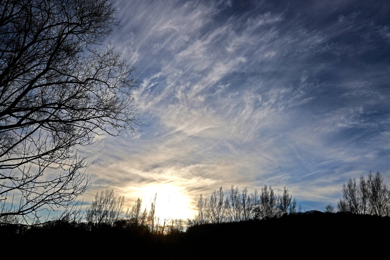 Bild zu Cirruswolke