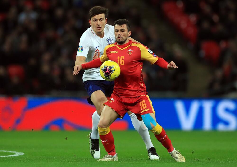 England - Montenegro