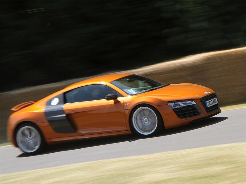 Bild zu Audi R8
